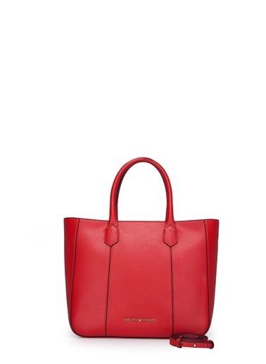 Emporio Armani Çanta Kırmızı